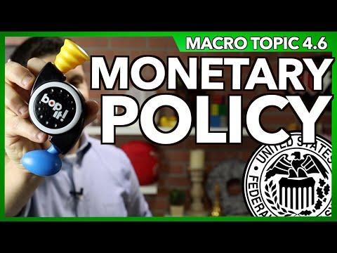 Monetary Policy- Macro 4.6