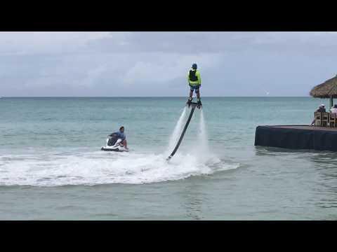 PALM BEACH ARUBA JET SURFING 👌🏼👌🏼👌🏼