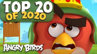 Angry Birds | Top 20 of 2020!