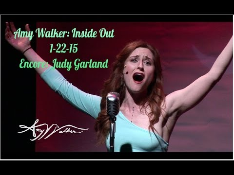 Encore: Judy's Over the Rainbow | Amy Walker