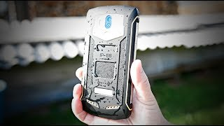 Blackview BV5800 Review - Solid Budget Rugged IP68 Smartphone