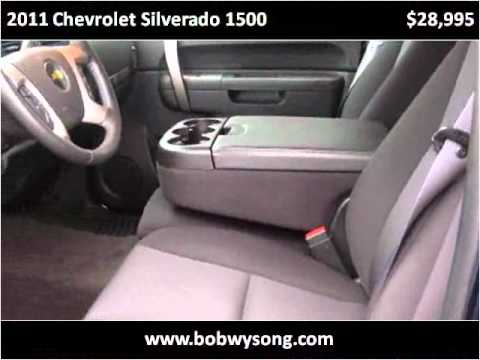 2011 Chevrolet Silverado 1500 Used Cars Cromwell IN