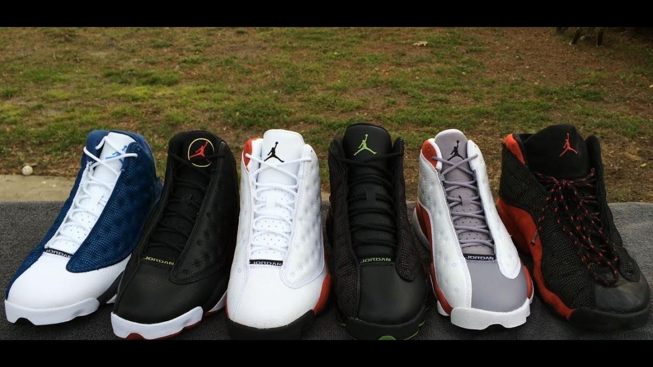 jordan 13 collection