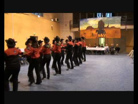 country dance rumba stroll decembre 2008 youtube. Black Bedroom Furniture Sets. Home Design Ideas