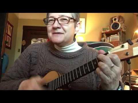 Ragtime Cowboy Joe, ukulele
