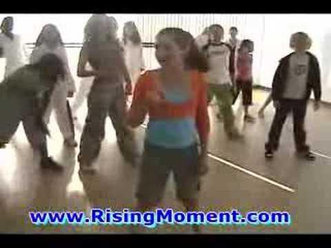 Alyson stoner teaching in Dance Masterclass