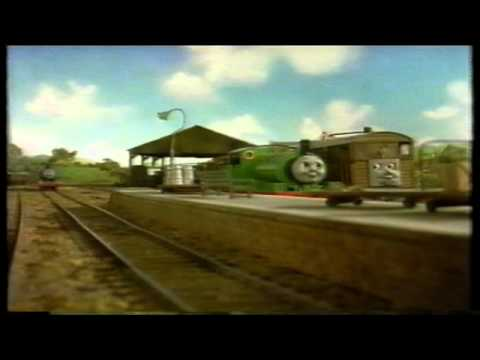 Start and End of The Best of Thomas the Tank Engine & Friends