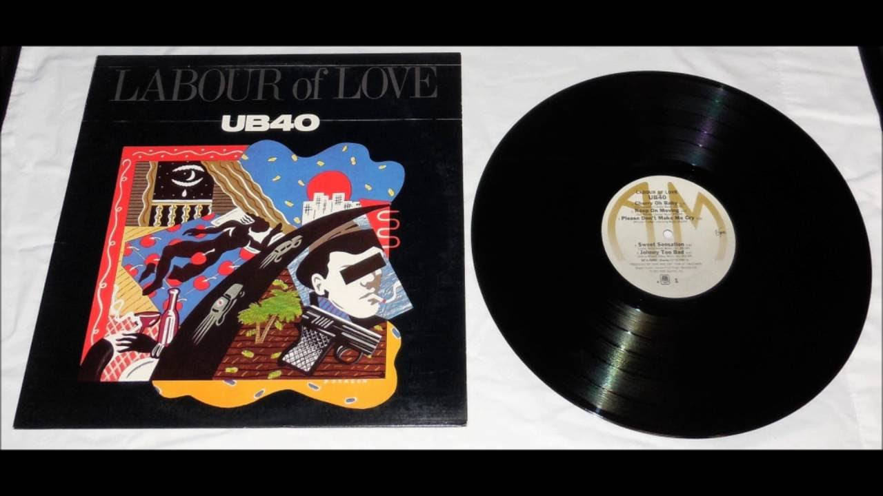UB40 - Labour of Love at All Streaming