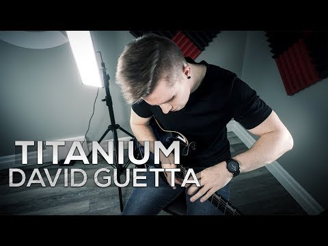 Titanium - David Guetta (feat. Sia) - Cole Rolland (Guitar Cover)