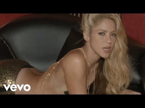 Mirá Chantaje el video hot de Shakira y Maluma