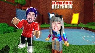 Roblox: DEATH RUN - Kaan & Nina NICHT ALS ERSTER - Mitspieler opfern sich