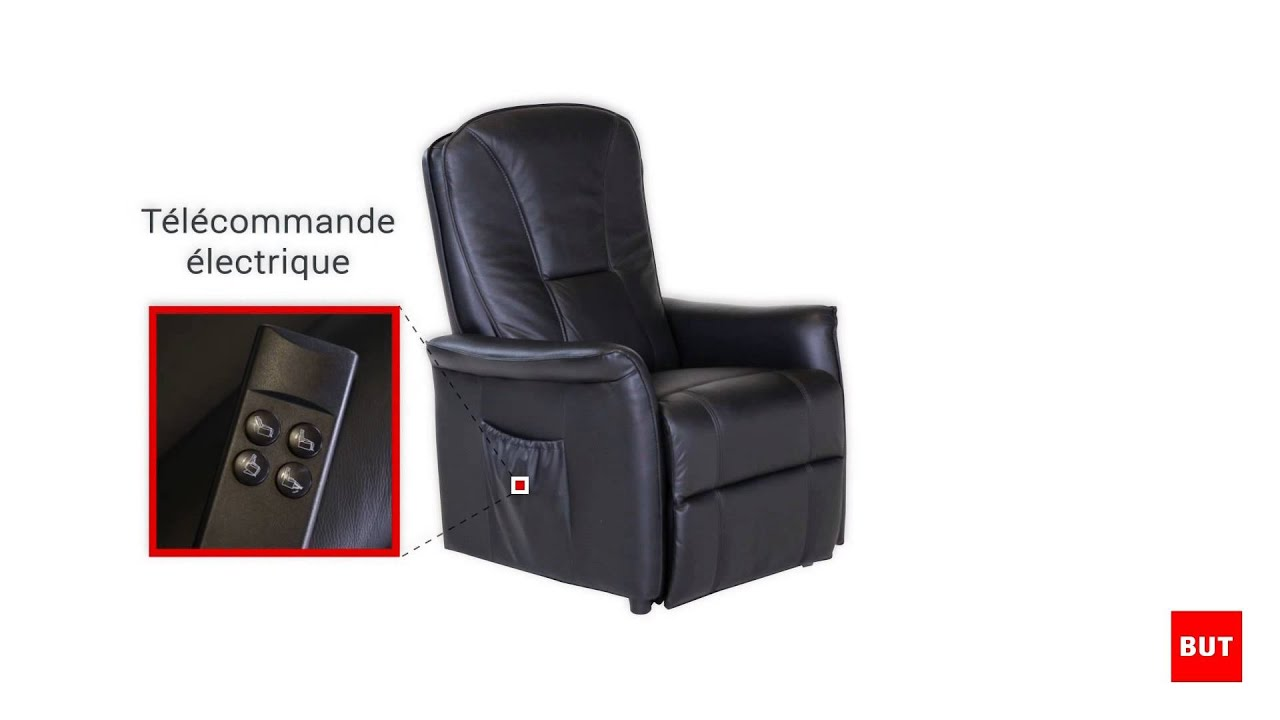 fauteuil relax lectrique celeste but youtube
