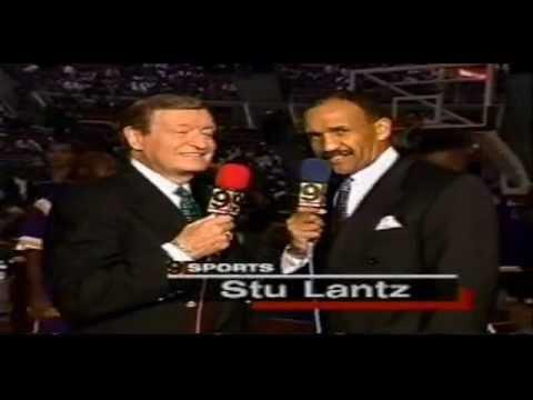 L.A. Lakers at Detriot Pistons 11-4-94 Grant Hill, Eddie Jones first NBA game Van Exel 35 pts.
