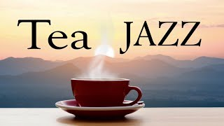 Tea Time Jazz - Relaxing Instrumental JAZZ Music For Work,Study,Reading