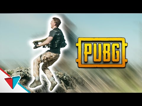 Vaulting  - PUBG Logic - VLDL (Jumping walls in player unknown's battlegrounds)