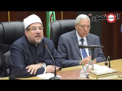 ولاد البلد - المنصورة | وزير الأوقاف: سعيد بإعادة بناء عمارات سندوب بالمنصورة