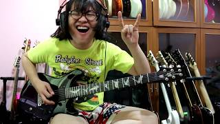 แป๊ะ Syndrome - Unholy Confessions Avenged Sevenfold Guitar Cover 22