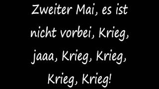 K.I.Z - Schwarz, Rot Geld Songtext HQ