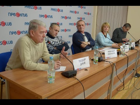 PressClub Lviv: Вибори Президента виграють парторганізації?