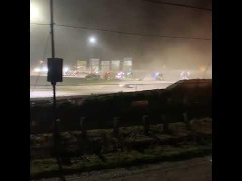 Sprint cars at Ransomville speedway
