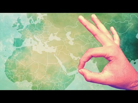 12 Different Hand Gesture Of Differents Cultures