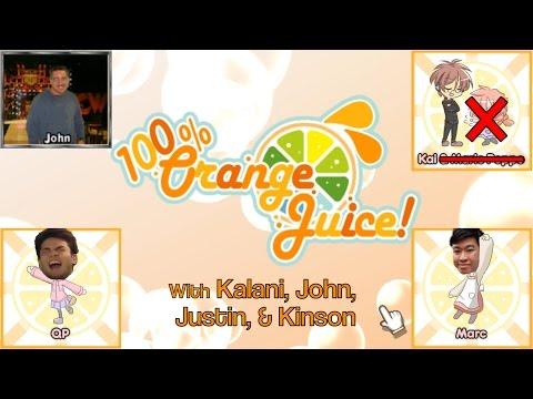100% Orange Juice - Gameplay |