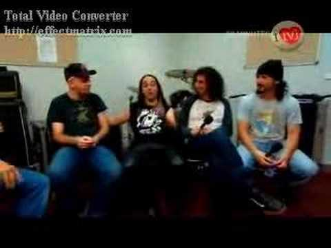 System of a Down Interview