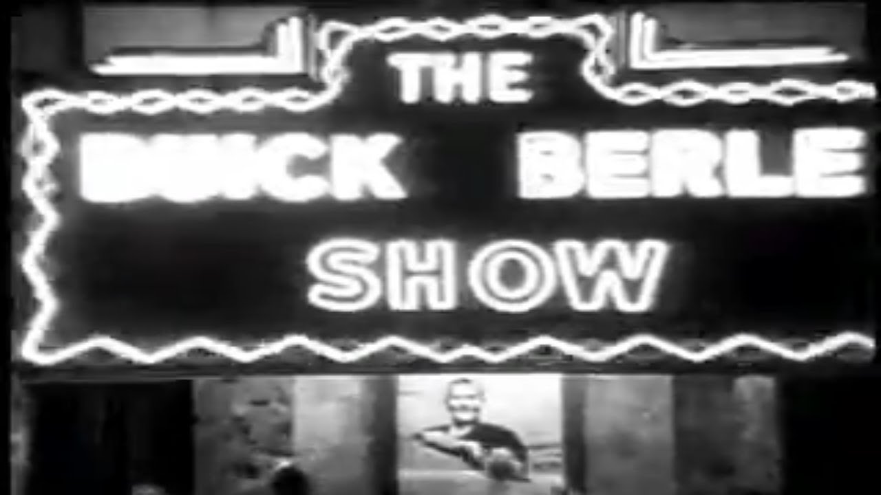 The Buick Berle Show (1953)