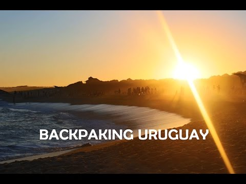 BACKPACKING URUGUAY IN 20 DAYS