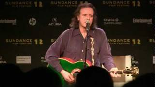 "Donovan Live 2012- ""Hurdy Gurdy Man"" (720p HD) at the Sundance Film Festival January 26, 2012"