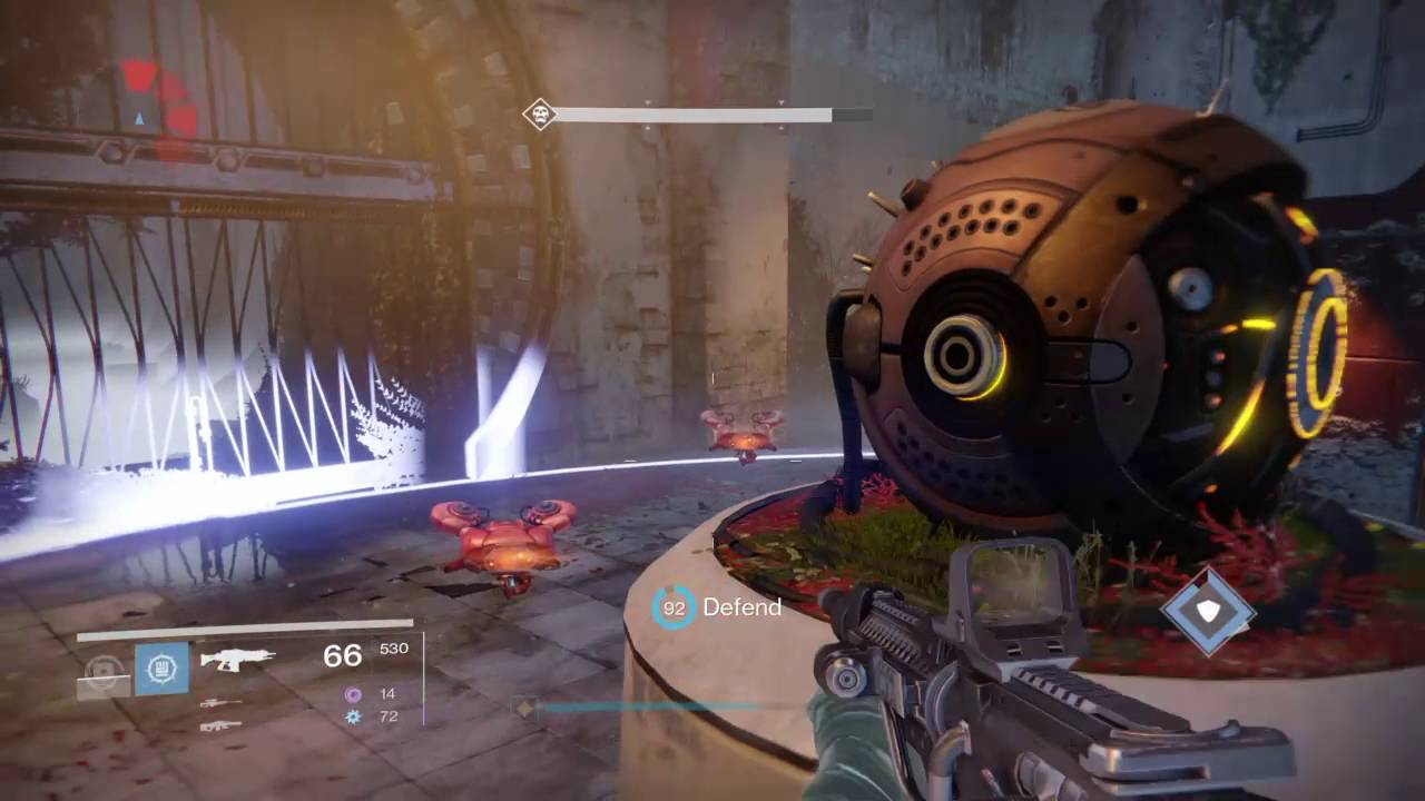 Destiny Rise Of Iron A Symbol Of Honor Youtube