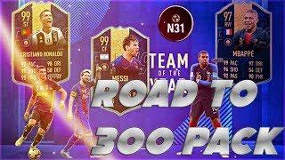 FIFA 19 ROAD TO 300 Pack TOTY!!! Premium PL Upgrade & Premium LaLiga SBC #2 LIVE STREAM PS4🔴
