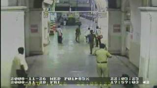 Mumbai Attacks CCTV at CST VIdeo
