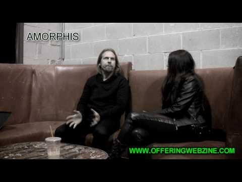 Amorphis interview March 2017