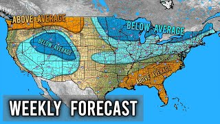 Weekly Forecast December 15th - 22nd