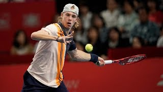 Highlights: Shapovalov, Nishikori Win On Friday At Tokyo 2018