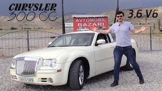 Avtoblogger Elvin Hüseynovun Təqdimatında - Göyçay Maşın Bazarında Qurd Rəşadın Avtomobili CHRYSLER 300CC - Test Drive Avtomobil TV olaraq her ...
