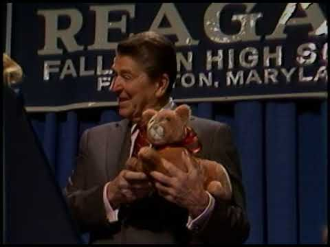 President Reagan's Question-and-Answer with Students at Fallston High School on December 4, 1985