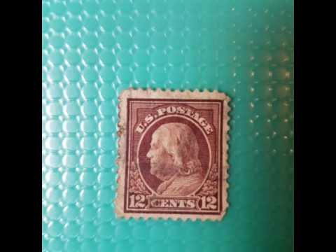 Stamps usa America