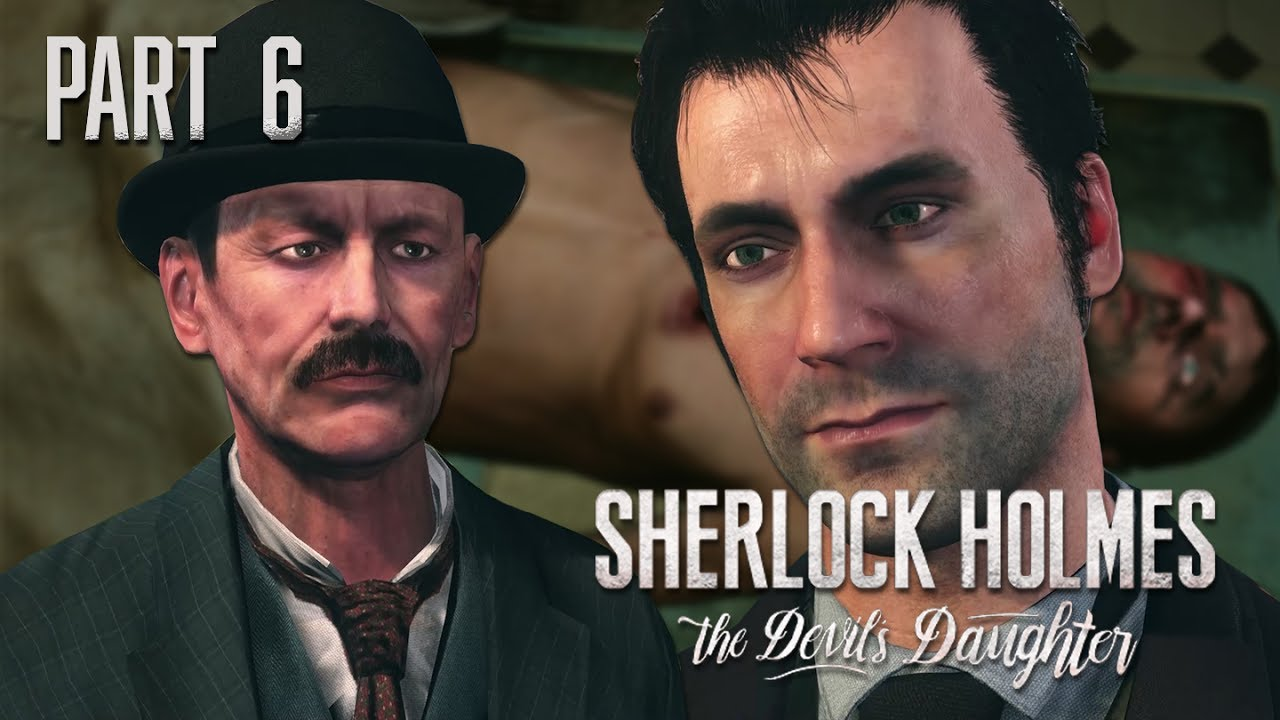 What Do The Symbols Mean Sherlock Holmes The Devils Daughter 6