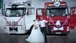 Весільний кортедж на фурах в чернівцях
