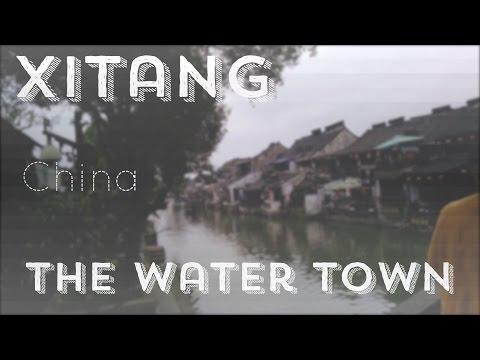 Ana Carttori #Travel: Xitang, the Water Town, China