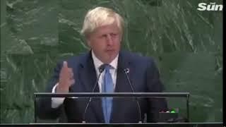 Boris Johnson confirms Microchips, nanobots and New World Order