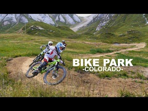 [Activite] Bike Park Colorado - Plagne Centre