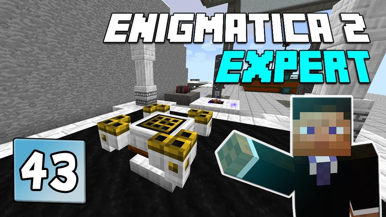Enigmatica 2: Expert Mode - EP 43 | Environmental Controller