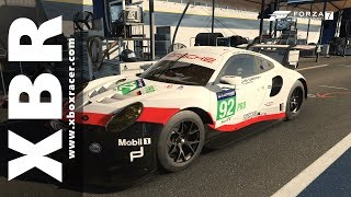 Forza Motorsport 7: La Porsche 911 RSR de 2017 disponible!