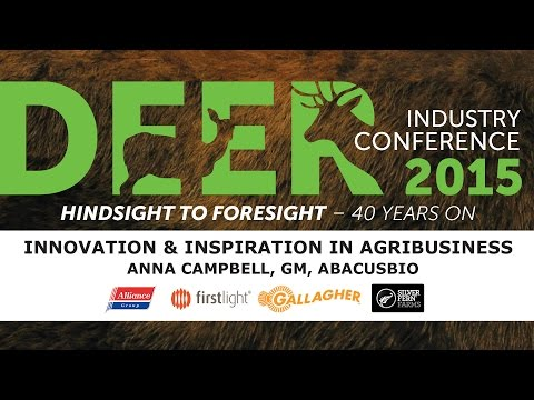 Agri-business Strategy - Anna Campbell - 2015 Deer Industry NZ