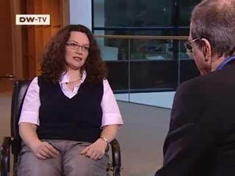 Journal Interview | Andrea Nahles, stellv. SPD-Vorsitzende