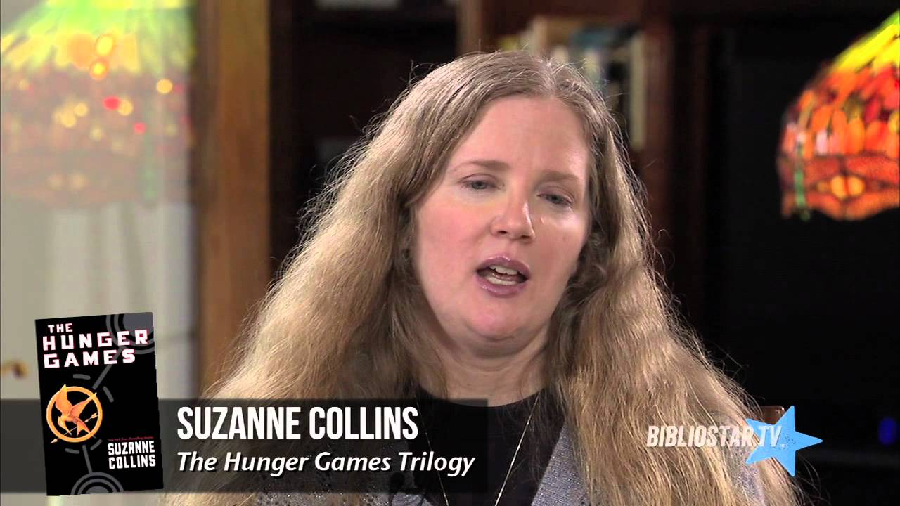 Suzanne Collins On The Vietnam War Stories Behind The Hunger Games
