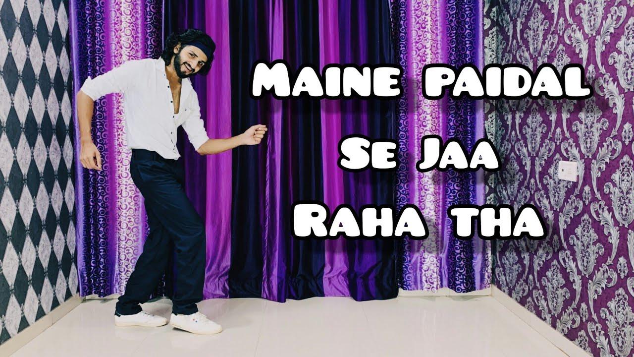 Main Paidal Se Jaa Raha Tha   Dance Video   Govinda / Karishma   Hero No 1   Bollywood Dance BY-MG